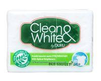 "Хозяйственное мыло ""Clean and White. Отбеливающее"" (125 г)"