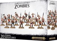 Warhammer Age of Sigmar. Deadwalkers. Zombies (91-07)