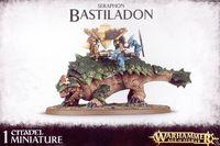 Warhammer Age of Sigmar. Seraphon. Bastiladon (88-08)