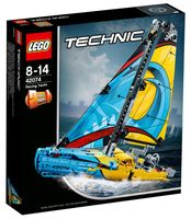"LEGO Technic ""Гоночная яхта"""