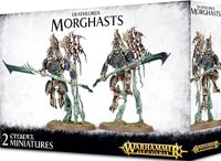 Warhammer Age of Sigmar. Deathlords. Morghast Archai (93-07)