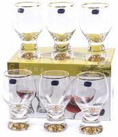 "Бокал для вина стеклянный ""Gina"" (6 шт.; 340 мл; арт. 40159/M8606/340)"