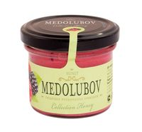 """Крем-мёд """"Medolubov. С лесными ягодами"""" (125 мл)"""