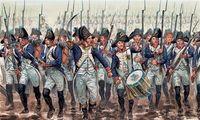 """Набор миниатюр """"Французские воины 1798-1805"""" (масштаб: 1/32)"""