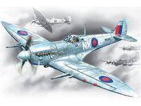 """Британский истребитель ІІ Мировой войны """"Спитфайр Mk. VII"""" (масштаб: 1/48)"""