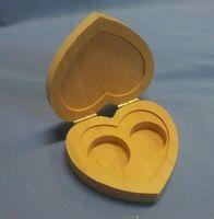Шкатулка для обручальных колец (арт. МВ00409)