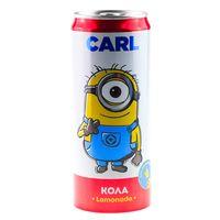 """Напиток газированный """"Гадкий Я. Лимонад кола"""" (330 мл)"""