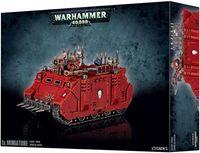"""Миниатюра """"Warhammer 40.000. Chaos Space Marines Rhino"""" (43-11)"""