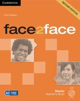 Face2Face. Starter. Teacher`s Book (+ DVD)
