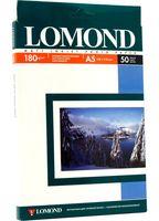 Фотобумага матовая односторонняя Lomond (50 листов; 180 г/м2; А5)