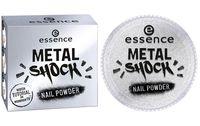 """Пудра для ногтей """"Metal Shock"""" (тон: 01)"""