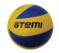"""Мяч волейбольный Atemi """"Tornado"""" №5 (жёлто-синий; поливинилхлорид)"""