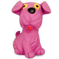"""Игрушка для собак с пищалкой """"Шарпей"""" (9 см)"""