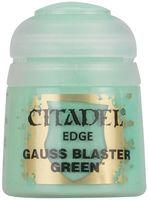 "Краска акриловая ""Citadel Edge"" (gauss blaster green; 12 мл)"