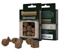 "Набор кубиков ""Pathfinder. Giantslayer"" (7 шт.; коричнево-желтый)"