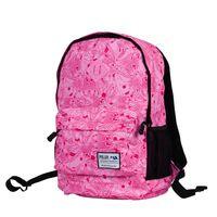 Рюкзак 15008 (22 л; розовый; с рисунком)