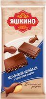 """Шоколад молочный """"Бельгийский"""" (90 г; с крекером)"""