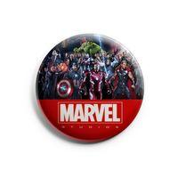 """Значок маленький """"Marvel"""" (арт. 759)"""