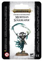 Warhammer Age of Sigmar. Ossiarch Bonereapers. Mortisan Soulreaper (94-21)