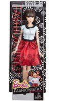 """Кукла """"Барби. Игра с модой. Азиатка в красной юбке"""""""