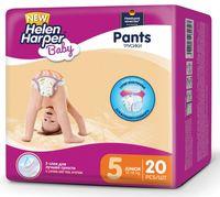 """Подгузники-трусики для детей """"Helen Harper Baby Junior"""" (12-18 кг, 20 шт.)"""