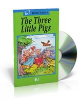 Ready to Read. The Three Little Pigs (+ CD)