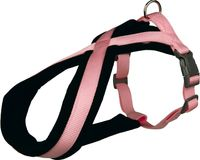 "Шлея для собак ""Premium"" (размер S-М; 40-60 см; розовая)"