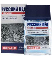 "Одеколон ""Русский лед. Light and Blue"" (60 мл)"