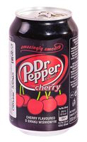 "Напиток газированный ""Dr. Pepper. Cherry"" (330 мл)"
