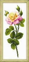 """Вышивка крестом """"Дивный цветок"""" (арт. 1331)"""