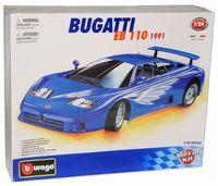 "Модель машины ""Bburago. Kit. Bugatti EB 110 1991"" (масштаб: 1/24)"