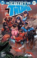 Вселенная DC. Rebirth. Титаны #6-7. Красный Колпак и Изгои #3
