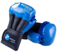 """Перчатки для рукопашного боя """"PRO"""" (4 унции; синие)"""