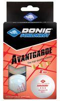 """Мячи для настольного тенниса """"Avantgarde"""" (белые; 6 шт.; 3 звезды; арт. УТ-00019025)"""