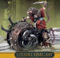"Миниатюра ""Warhammer FB. Finecast: Skaven Doom-flayer"" (90-41)"