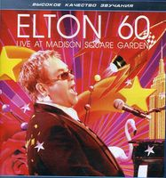 Elton 60: Live At Madison Square Garden (Blu-Ray)