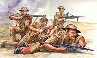 """Набор миниатюр """"British 8th Army"""" (масштаб: 1/72)"""