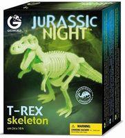 """Набор археолога """"Скелет Тираннозавра. Светящийся"""""""