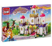 """Конструктор """"Princess Leah. Замок принцессы"""" (587 деталей)"""