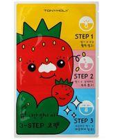 """Маска-патч для носа """"Runaway Strawberry Seeds 3-step Nose Pack"""" (6 г)"""