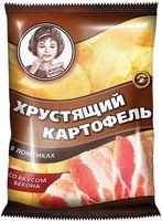 """Чипсы картофельные """"Хрустящий картофель. Со вкусом бекона"""" (70 г)"""