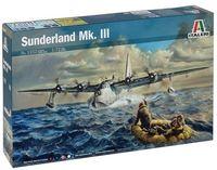 """Сборная модель """"Британский самолет Sunderland Mk.III"""" (масштаб: 1/72)"""