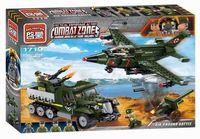 "Конструктор ""Combat Zones. Авианалет"" (223 детали)"