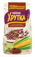 """Колечки шоколадные мультизлаковые """"Nestle. Хрутка"""" (210 г)"""