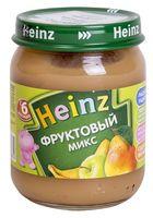 """Детское пюре Heinz Baby """"Фруктовый микс"""" (120 г)"""