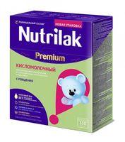 """Сухая кисломолочная смесь Nutrilak """"Premium"""" (350 г)"""
