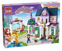 """Конструктор """"Princess Leah. Королевская библиотека"""" (423 детали)"""