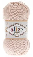 "Пряжа ""ALIZE. Cotton Gold Hobby №382"" (50 г; 165 м; телесный)"