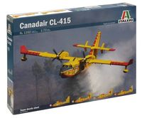 """Сборная модель """"Самолет Canadair CL-415"""" (масштаб: 1/72)"""
