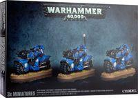 "Набор миниатюр ""Warhammer 40.000. Space Marine Bike Squad"" (48-11)"